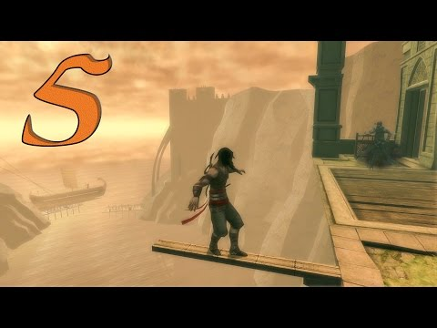 The Water Maiden Garden & Third Life Upgrade - Prince of Persia: Warrior Within - Part 5 (1080p)