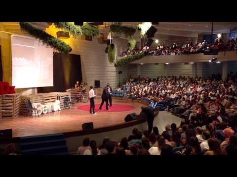 Live Improv Theatre - مسرح ارتجالي | LABAN | TEDxBeirut
