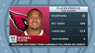 Gottlieb: Patriots claim Michael Floyd