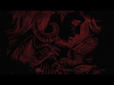 Bloodred Hourglass - Alysia (Official Lyric Video)