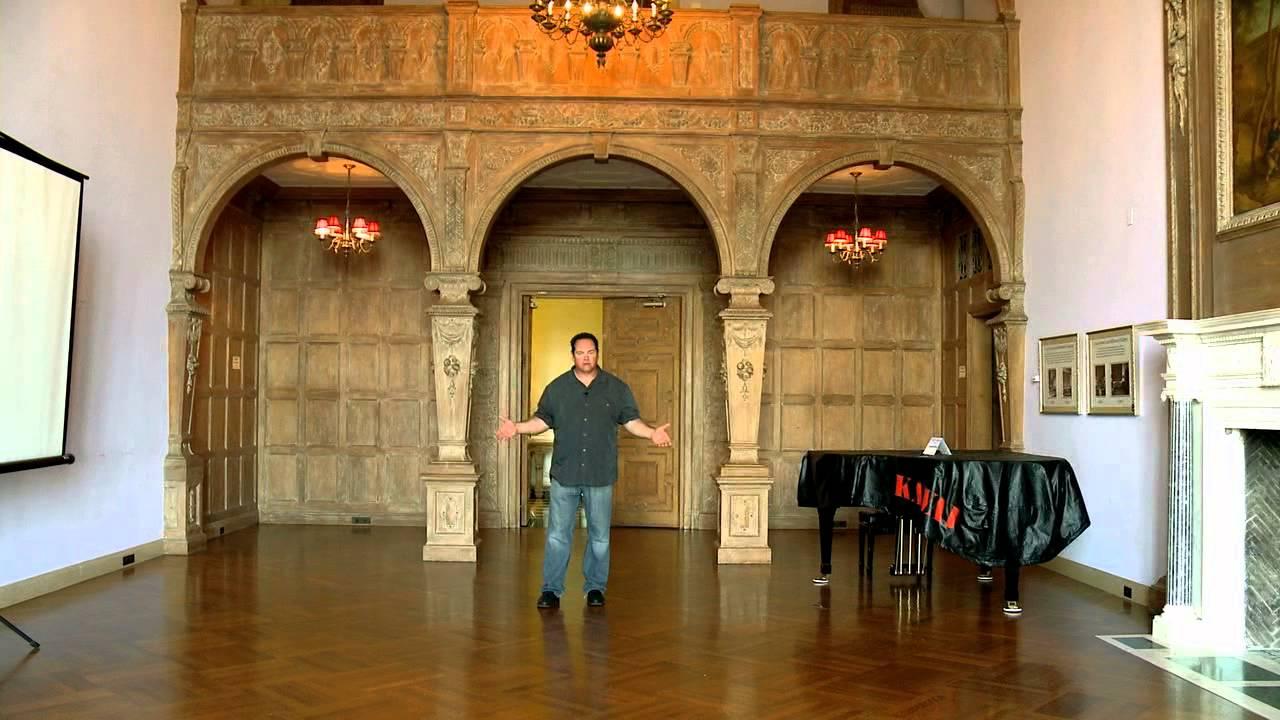 greystone mansion beverly hills california youtube