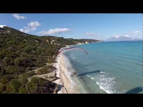 Zakinthos PPG Flight HD (Powered Paragliding, Paramotor)