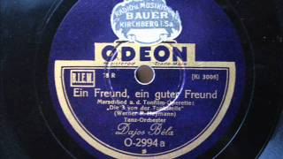 Dajos Bela - Ein Freund, ein guter Freund (Instrumental)