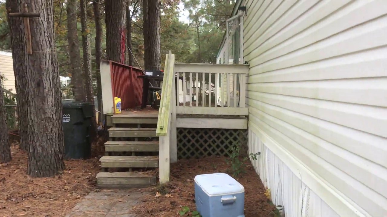 We Buy Houses Charleston - Walkthrough of a 3BD 2BA SWMH in Summerville