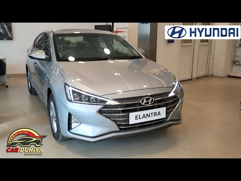 2020 Hyundai Elantra SX(O) Auto Top Features ! Engine ! Colour ! Price