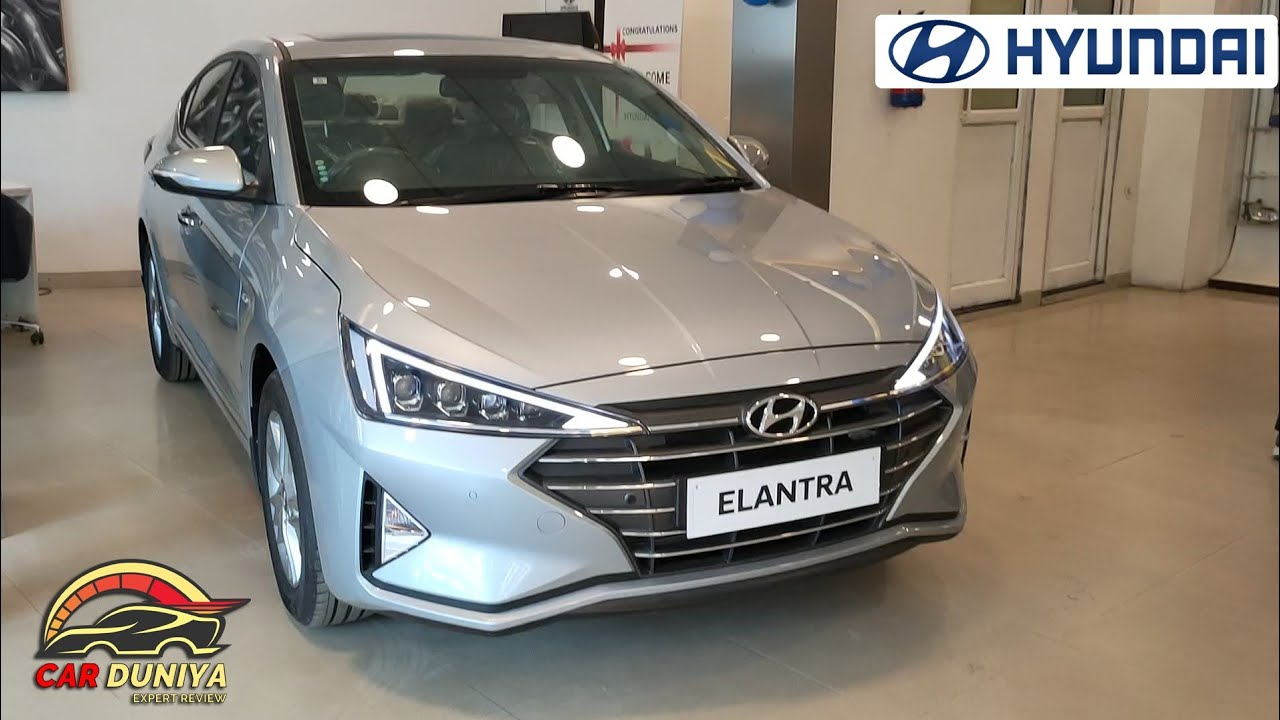 Hyundai Elantra 2020 1 5 Diesel Sx O At Price Mileage Reviews Specification Gallery Overdrive