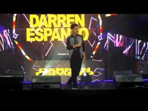 BANG- BANG- Darren Espanto Live at Myx Mo 2015 (10-31-2015)