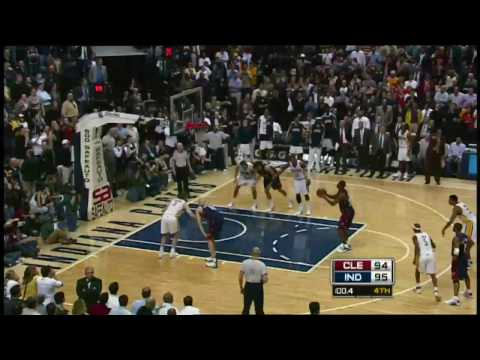 2009 Top 10 Plays for the Indiana Pacers
