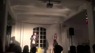 presentation av elis burrau (göteborgs litteraturhus)