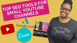 Top 5 SEO Tools For Small YouTube Channels