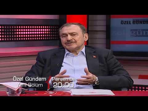ÖZEL GÜNDEM'DE BU HAFTA