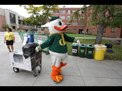 Welcome to 2016-17 at the University of Oregon