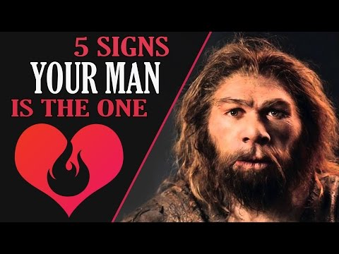 5 Signs Your Man is the One