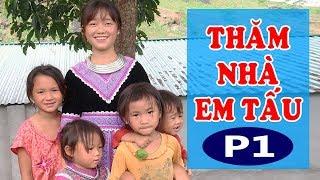 Bản Nghèo  Giản Dị - Đến chơi nhà Tấu Tấu cô nương | Cô gái nhỏ bé Xinh ĐẸP miền Sơn Cước #I KP247