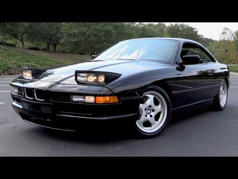1994 BMW 850CSI - Road Test & In Depth Review