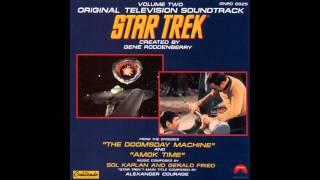Kirk Does It Again   Sol Kaplan Gerald Fried Star Trek Soundtrack