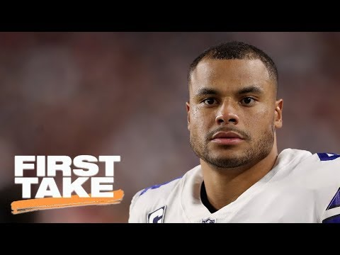 First Take reacts to Monday Night Football