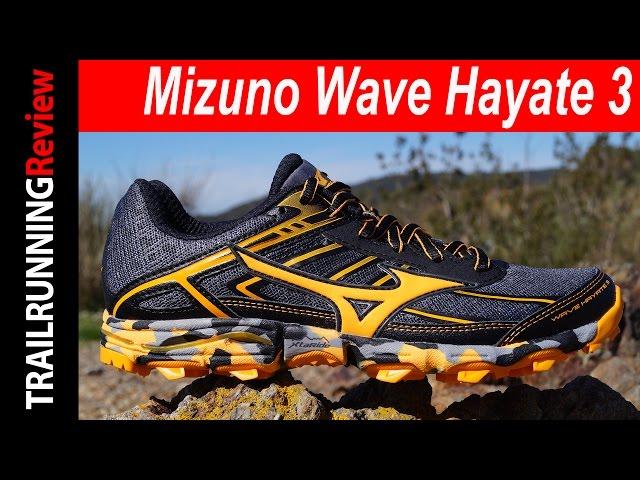 Asics Fuji Racer 2 VS Mizuno Wave Hayate 6