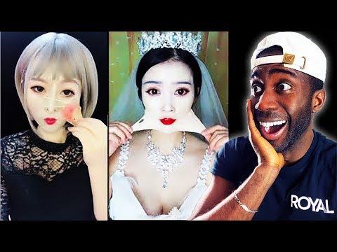 Viral Asian Make Up Transformation Reaction 3 | Joseph Royal