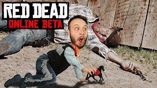 Fort Nightmare - Red Dead Online Gameplay
