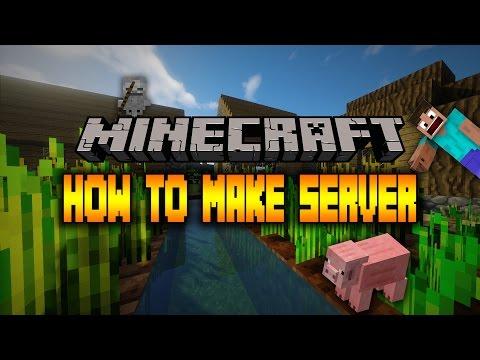 Cara membuat server seperti SANS SMP (1) - BJDM #1.