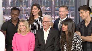 Comic-Con 2019: The Good Place (Full Interview)