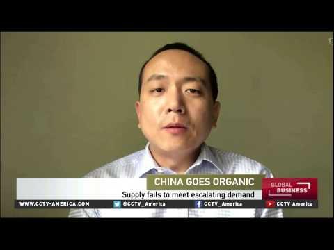 Wuyang Hu on China's booming organic food trend