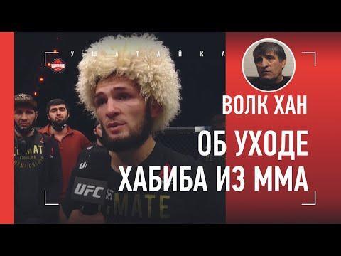 ВОЛК ХАН - о ПОСТУПКЕ ХАБИБА / Реакция на решение Нурмагомедова завершить карьеру после UFC 254