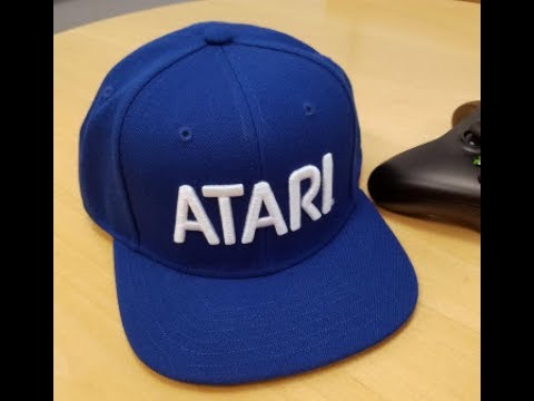 🕹️ATARI Speaker Hat Reveal and Unboxing