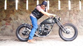 Video Bobber Custom Honda Mega Pro by Crumble Machine download MP3, 3GP, MP4, WEBM, AVI, FLV Mei 2018