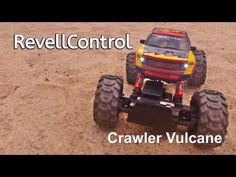 Revell Control // 24498 // Rock Crawler // Vulcane // 2,4 Ghz // im Sandkasten