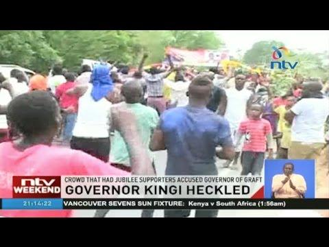Hostile crowd heckles Kilifi governor in Rabai