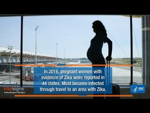 April Vital Signs - Zika Virus: Protecting Pregnant Women And Babies