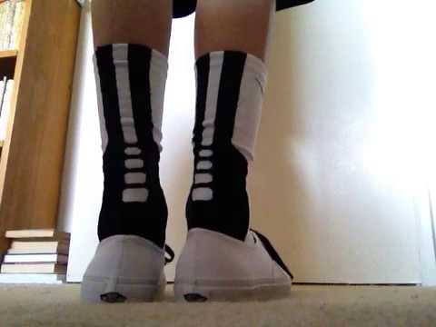 bas prix sortie Pré-commander Nike Chaussettes Élite 2.0 Noir Et Blanc visite rabais ovWPx