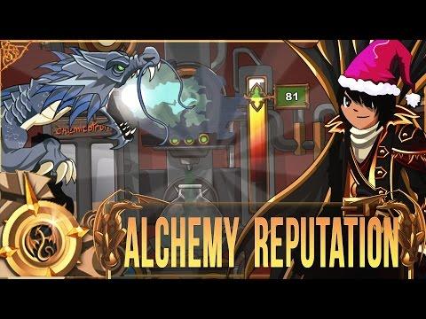 =AQW= Alchemy Reputation