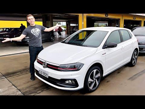 EU COMPRARIA O VW POLO GTS? SERÁ?