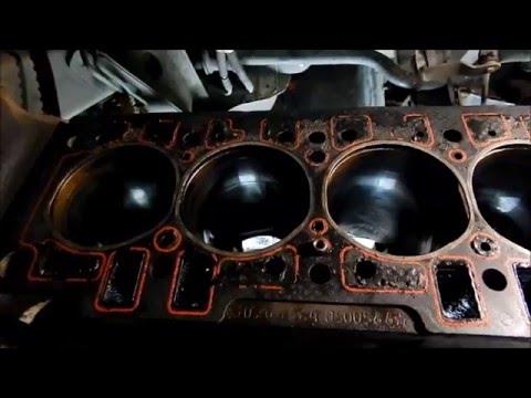 Масло в системе охлаждения. Откуда? Двигатель МеМЗ-307(Daewoo Sens).