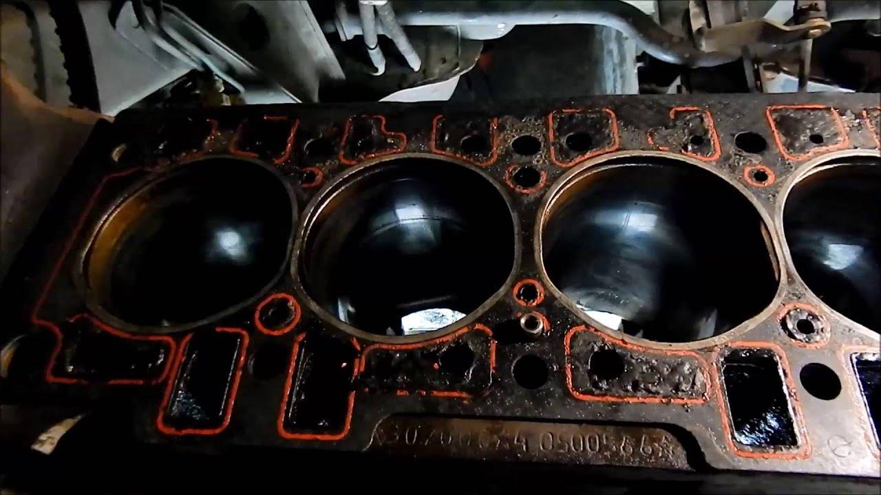 Масло в системе охлаждения. Откуда? Двигатель МеМЗ 307(Daewoo Sens).