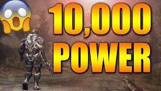 HOW TO GET INSANELY HIGH POWER IN DEFIANCE 2050 - How To Level Up Fast