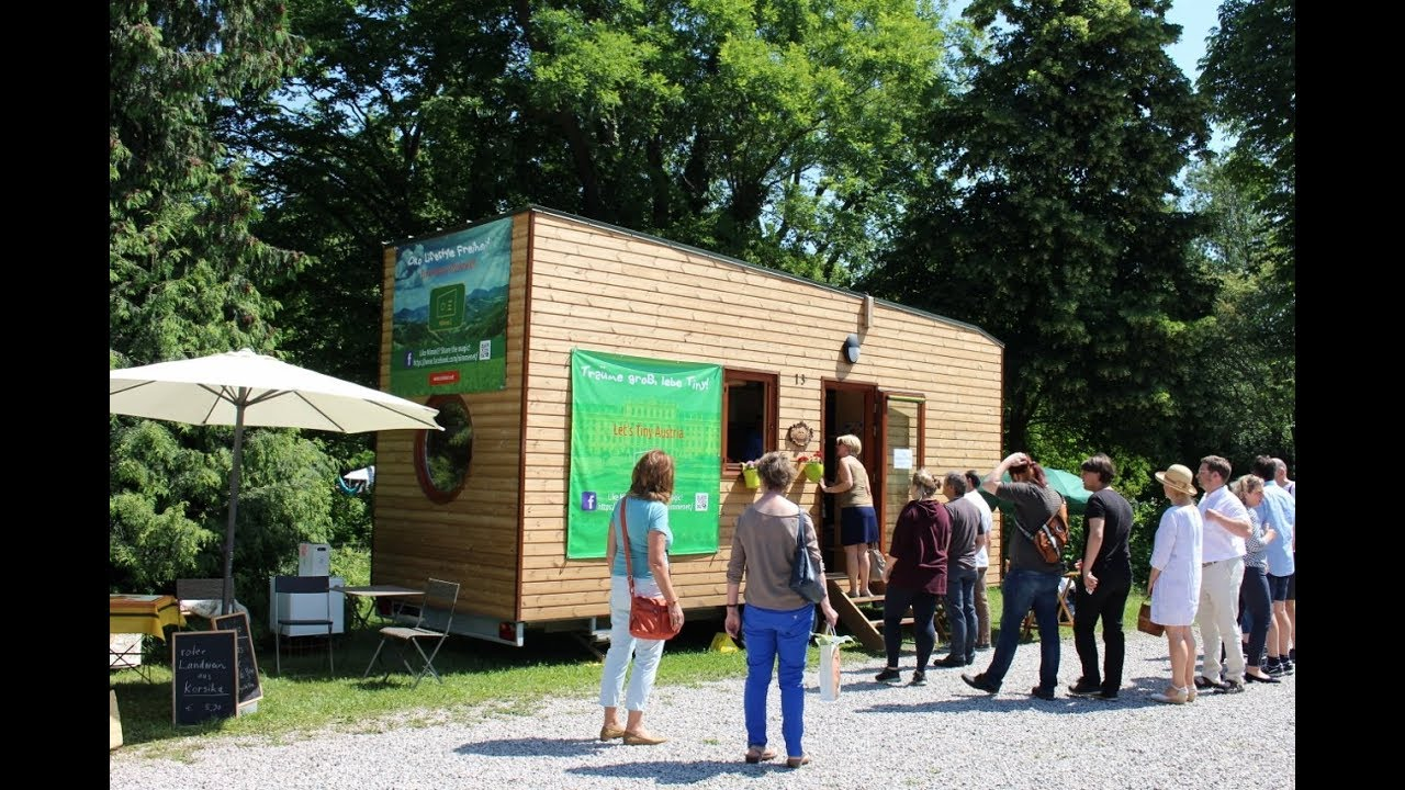 nimme tiny house sterreich youtube