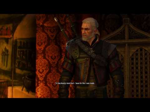 The Witcher 3: Wild Hunt  The Play's The Thing