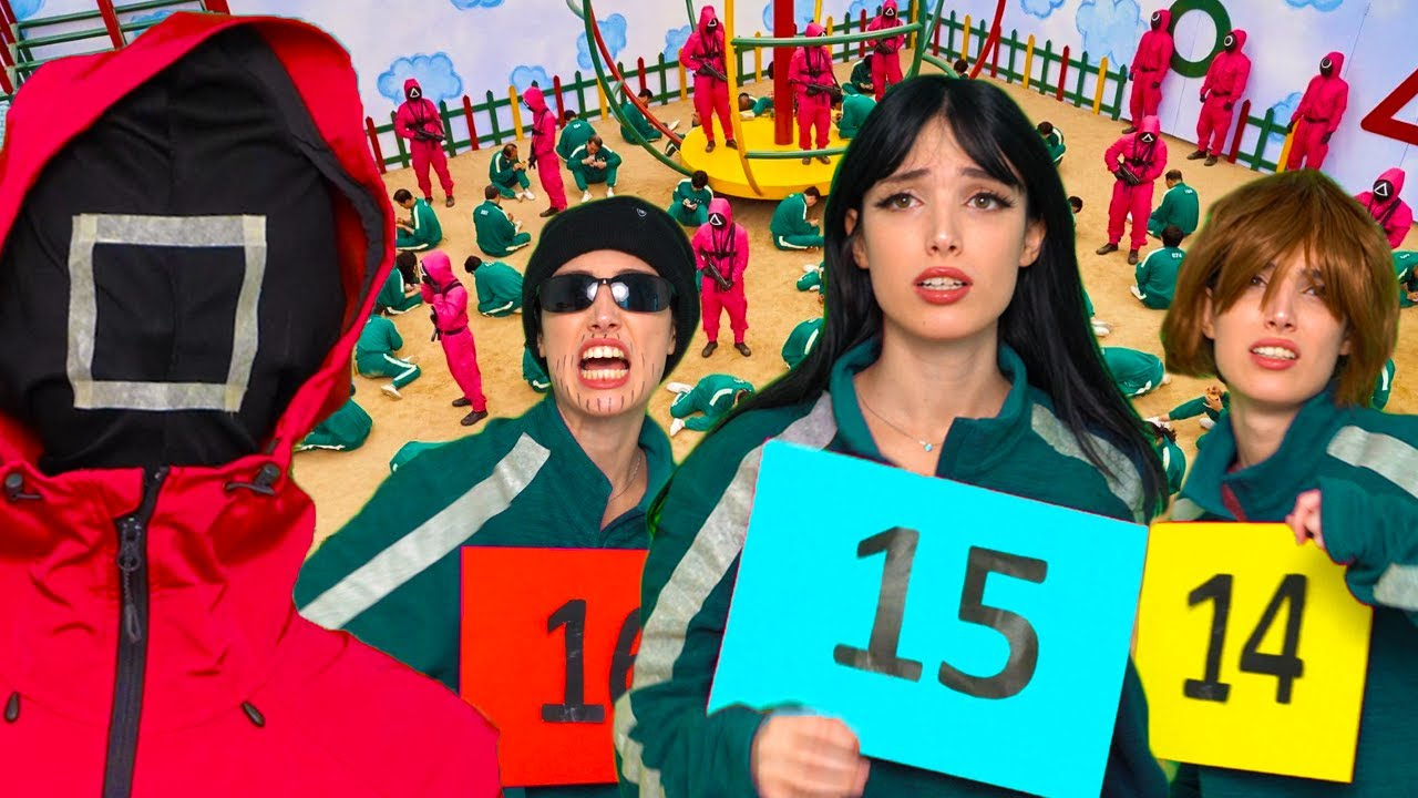 Download SQUID GAME NELLA VITA REALE - Episodio 7