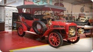 1907 White Steam Car, 30 Hp - Jay Leno's Garage