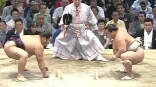 Июльский турнир по сумо 2012-го года 10-12 дни (Hагоя Басё)
