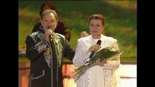 Валентина Толкунова и Анатолий Ярмоленко Серебряные свадьбы в хорошем качестве