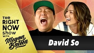 Singing Challenge vs. David So | The Right Now Show