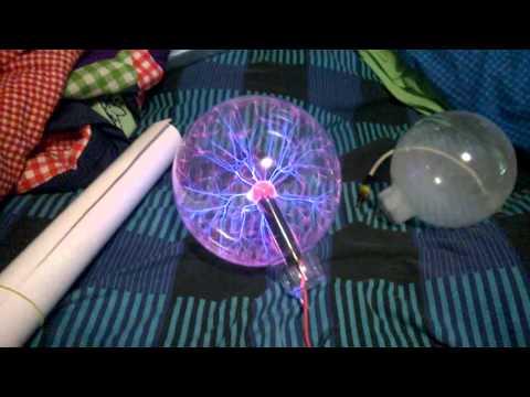 Overdrive Homemade Plasma Ball Driver Upgrade Cfl