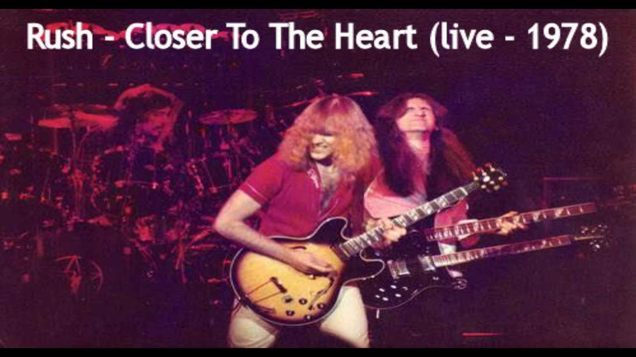Download Rush - Closer To The Heart (live - 1978)