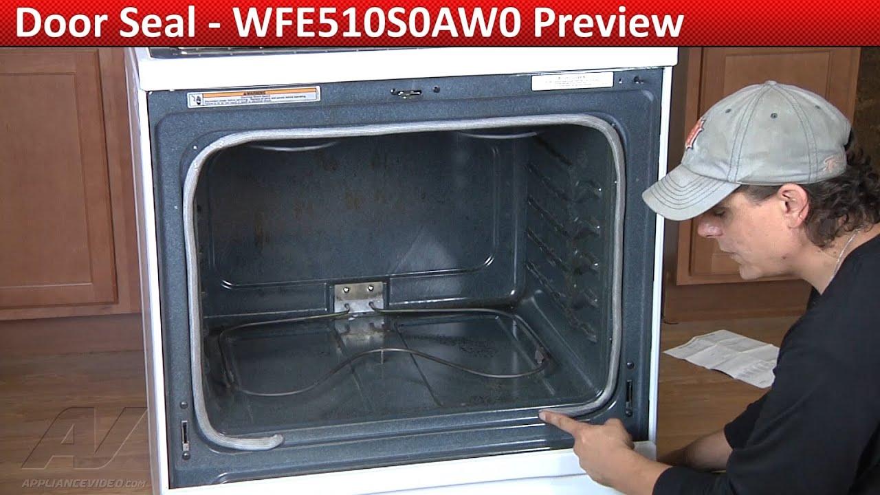 WPW10217472 For Whirlpool Range Oven Door Seal Gasket