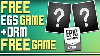Get a FREE Game on EGS Right Now, DRM Free Game + Awesome EGS Free Games Next Week